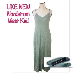 • NORDSTROM | LIKE NEW | Pocketed Maxi •